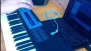 Миди клавиатура- Remote 49 Sl Compact