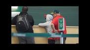Justin Bieber на летището във Ванкувър