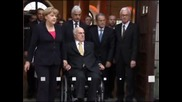 Меркел отдаде почит към предшественика си на канцлерския пост Хелмут Кол