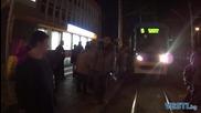 Протестът на полицаите изнерви шофьори и граждани