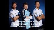 Funny moments with Sergio Ramos Iker Casillas Cristiano Ronaldo