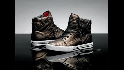 Supra Footwear!!! Supra кецове - Step Up.
