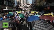 Хонг Конг: Хиляди простестиращи срещу правителството са по улиците на Хонг Конг