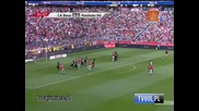 29.07 Супер гол на Андерсон ! Манчестър Юнайтед - Бока Хуниорс 2:1 Audi cup