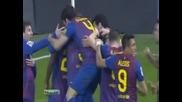 Real Madrid vs Fc Barcelona 1-2 Copa Del Rey 18/01/2012