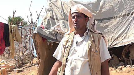 Yemen: Displaced people recount hardship, struggle from Abs camp