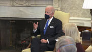 USA: 'Neanderthal thinking' - Biden slams Republican governors for lifting mask mandate