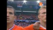 09.06 Холандия - Италия 3:0 Националните химни