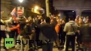 Феновете на ПСЖ блокираха Париж след исторически требъл на техния отбор