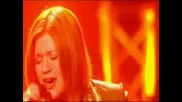 Kelly Clarkson Cry Live Album Chart Show 2009