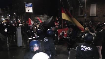 Germany: Right-wingers rally on anniversary of Hitler becoming chancellor