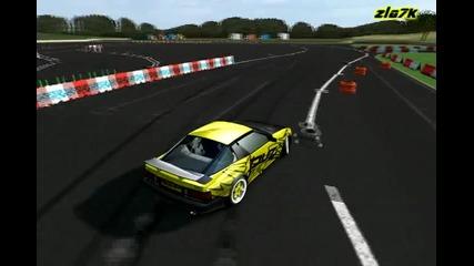3 laps autocross training