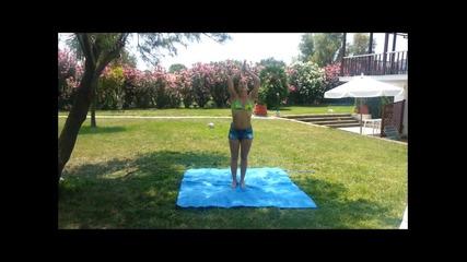 Упражнения за разтягане | Стречинг Пловдив | Studio Kamato
