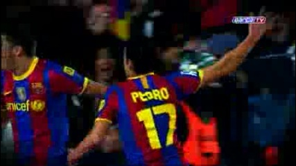 F.c.barcelona 5 - 0 Real Madrid