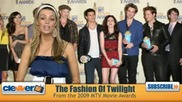 Twilight Cast - Fashion Review At The Mtv Movie Awards