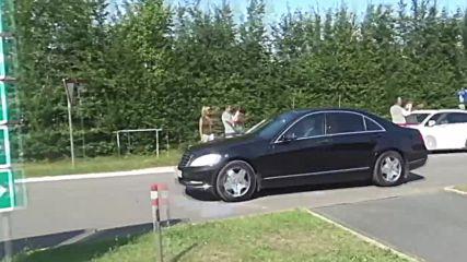 Austria: Putin bound for Berlin after Austrian FM's wedding