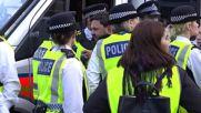 UK: Clashes erupt at pro-Kurdish protest in North London