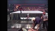 Първична Сила: Крис Джерико срещу Кейн - Мач за Интерконтиненталната титла.