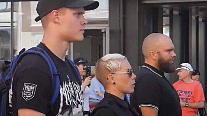 Finland: Far-right and anti-fascists clash on terror anniversary