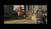 Кунг-фу Панда 2 - Китайски дракон (бг аудио)