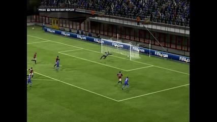 Bale наказва Милан