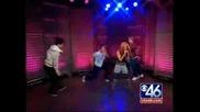 Ashley Tisdale - He said she said live