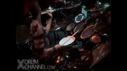Tony Royster Jr and Dennis Chambers Drum Jam Part 1