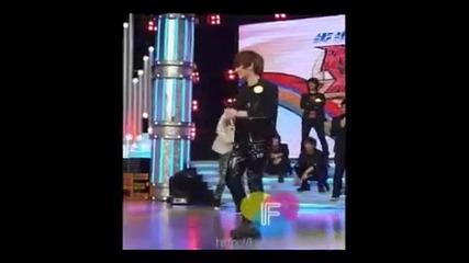 Fancam Shinee Key and Taemin dance 100418