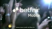 Бербатов се снима в реклама на Betfair !