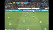 Italy vs Brazil (0 - 3) Fifa Confederations Cup South Africa 2009