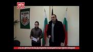 Депутатът от Атака доц. Владимиров спази обещанието си към студентите стипендианти, 27.02.2014г.