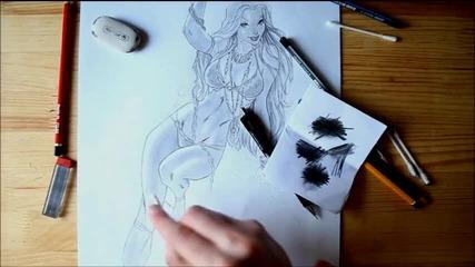 Amazon Girl by Montero