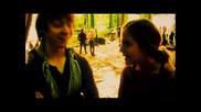 Rupert Emma on set of Dh