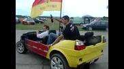 Какво правят германци със Golf 2
