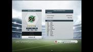 Fifa 14:manager Mode -вие избирате