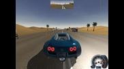 World racing 2 - Veyron 16.4 Top speed 555kmh