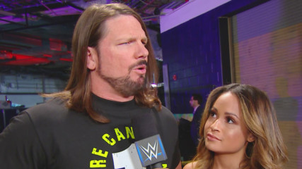 AJ Styles compares himself to Randy Orton: SmackDown LIVE, March 19, 2019