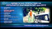 Артистично присъствие на изпълнител във видеоклип - Борис Дали