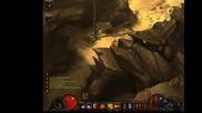 Diablo 3 Геймплей с Demon Hunter