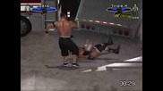 John Cena Vs Triple H Wwe Игра(by darkside)