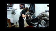 Мотори Паган - Как се правят