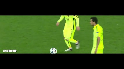 Най-доброто от Лионел Меси срещу Пари Сен Жермен (15.04.2015)