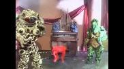 Lord zedds monster heads special