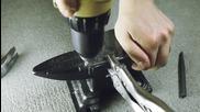 Ето как се прави миниатюрен меч
