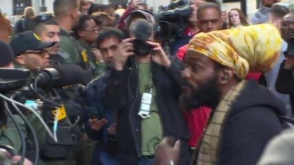 USA: Protests rage after judge declares mistrial in Freddie Grey case
