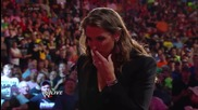 Demon Kane reveals what he's done to Daniel Bryan: Raw, May 12, 2014