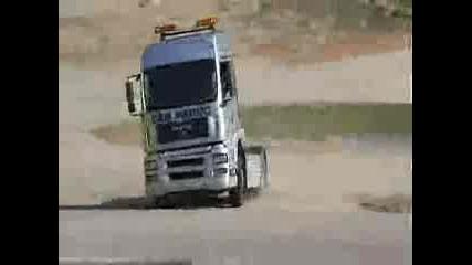 Камион Дрифтинг