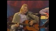 Nirvana - About A Girl Live Performance