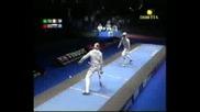 Sabre Team Finals - Bout 8