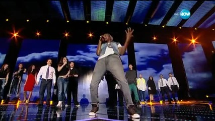Обща песен - X Factor Live (29.10.2015)